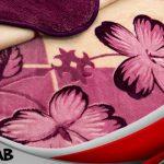 پتو زنبق گلدار لاله