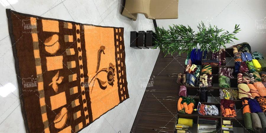 فروش پتو ارزان قیمت