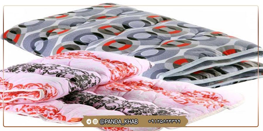 قیمت عمده انواع تشک مسافرتی شرکت پاندا
