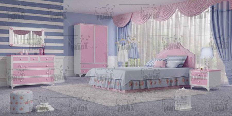 سرویس خواب 4 تیکه نوجوان پسرانه و دخترانه